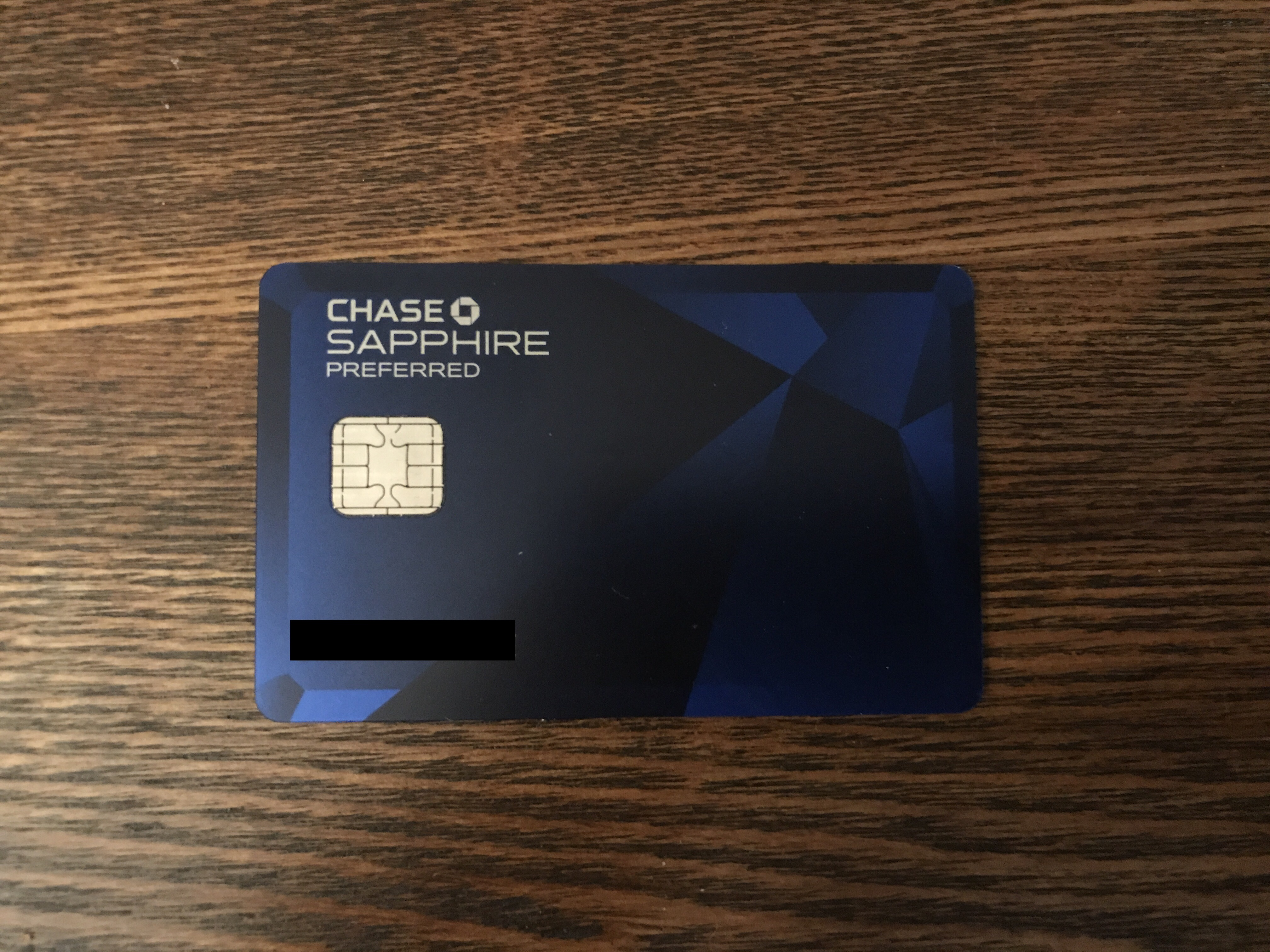 My Chase Sapphire Preferred Downgrade Call Moore With Miles