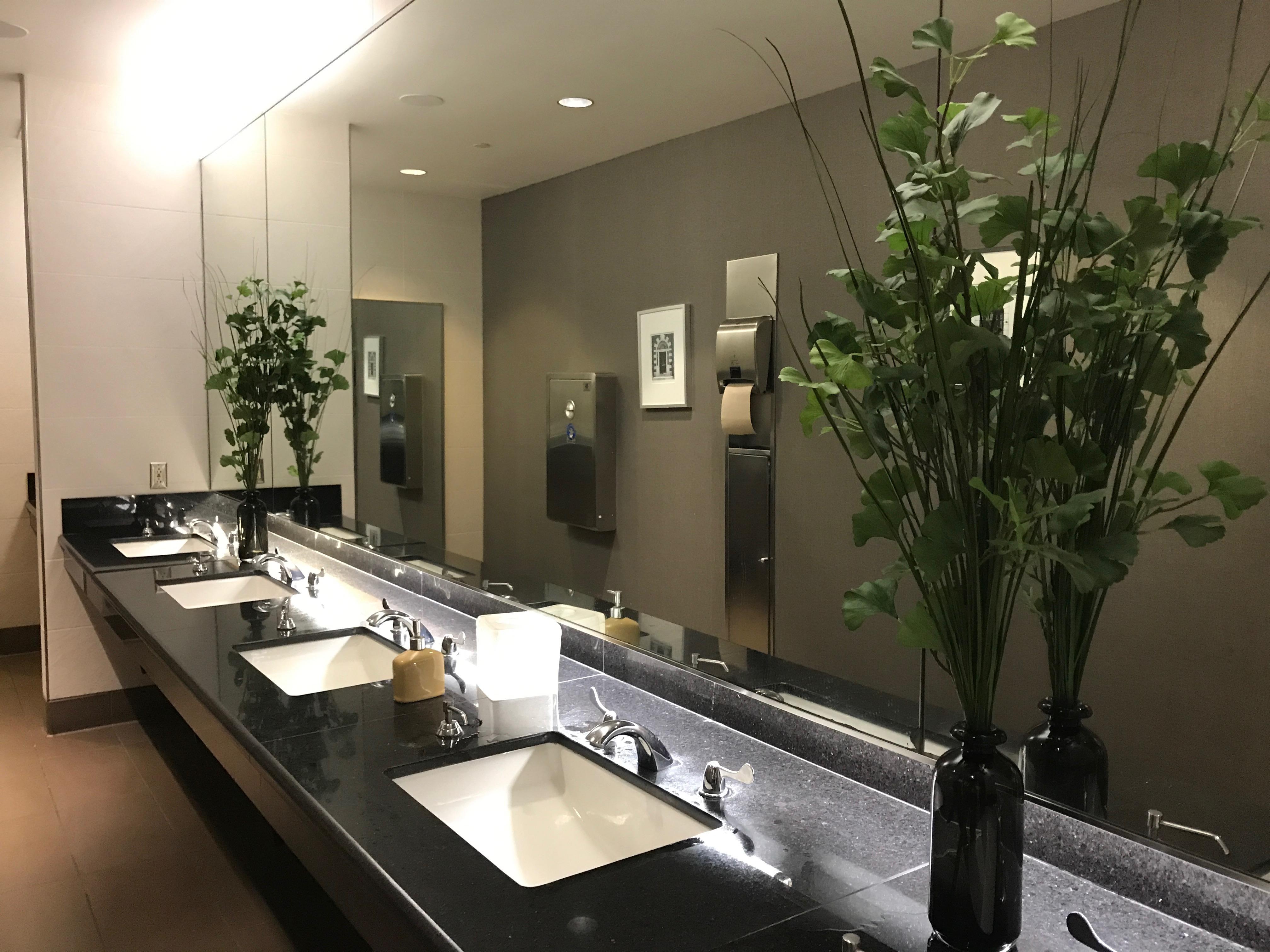 Best \'Free\' Bathroom In Denver International Airport - Moore With Miles
