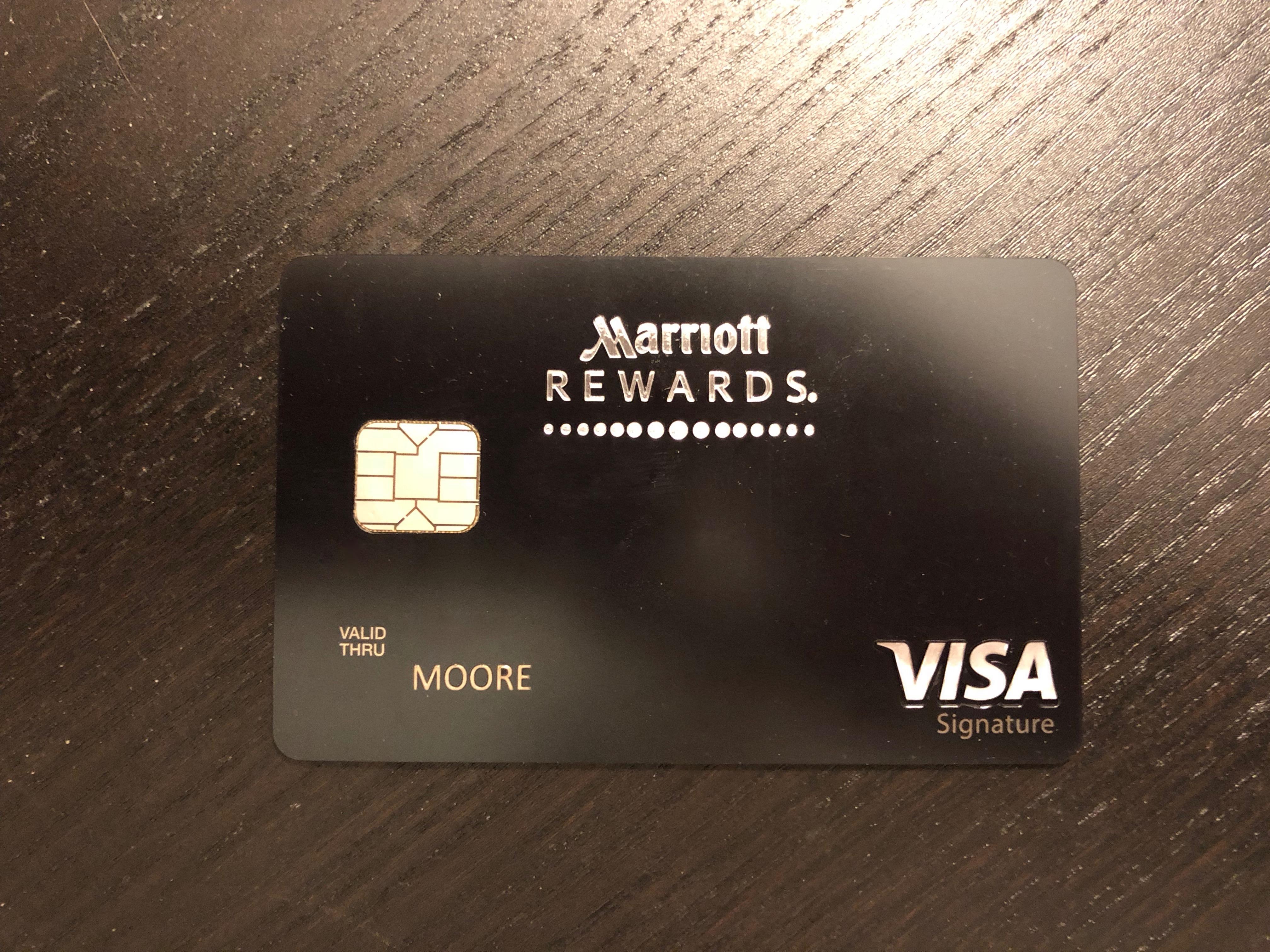 When Does The Marriott Rewards Premier Free Night Certificate Post ...