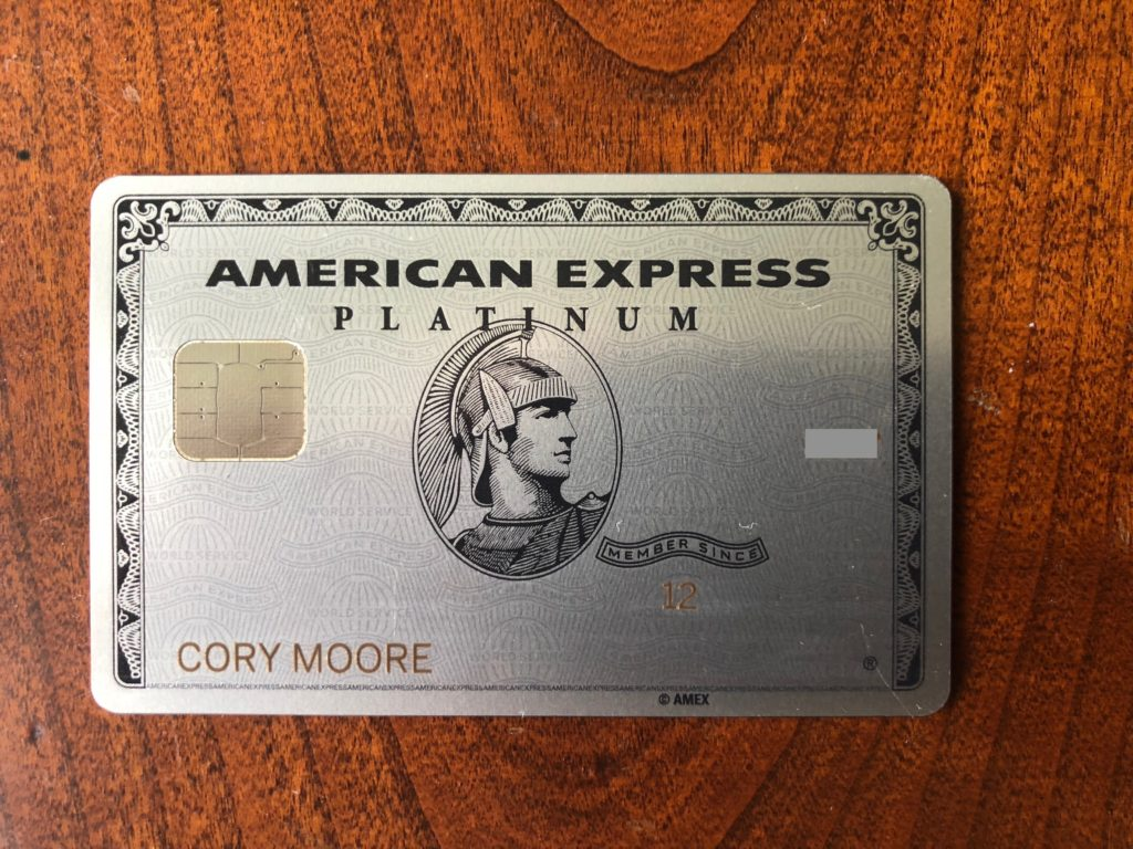 American Express Platinum Adds 100 Saks Benefit Moore